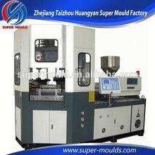cm-a6 plastic bottle blowing machines/semi-automatic bottle blow moulding machines/pet bottle making machines molding machine