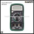 mas838 instrumento de medición electrónico digital de multitester