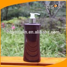 150ml 300ml 500ml Surface Handling HDPE Plastic Bottle For Conditioner Lotion Shampoo Bath Gel Cosmetic Type Plastic Bottle