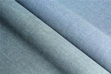 Woven 100% long stapled cotton combed yarn men abaya fabric READY GOODS high quality shirt fabric