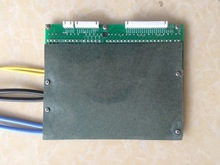 ev polymer battery bms 10s 36v 120A continuous work current 240A peak with led light and balanced for li-ion battery packs