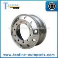 Camiones de aleación de aluminio llanta de la rueda 22.5*9.00