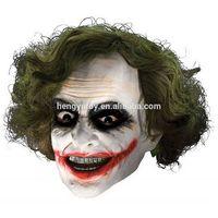 Dark Knight Theater Costume props Latex Joker Mask China factory
