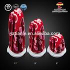 festive heart printing ice bag knee wrap