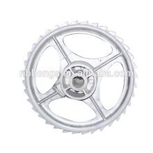 customized Aluminium Wheels via Aluminium Sand Casting from Sand Casting foundry and aluminum A356 t6