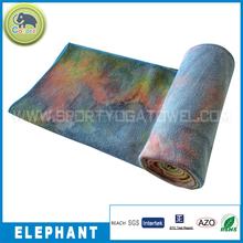 Best sell smooth tie dye beach towel Low quantify bath towel beach towel with custom brands