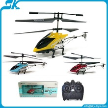 2.4G 3.5ch rc mini helicopter with gyro rc 3.5-channel metal series helicopter