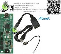AT90USBKEY Atmel KIT DEMO FOR AT90USB USB Controller