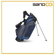 Sandoo alibaba china latest custom golf stand bag, golf gun bag from china