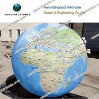 Advertisement inflatable baolloon / Giant balloon inflatable / Inflatable earth