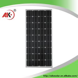 Factory price folding solar panel 150w