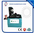 Logo mini máquina de impressão/manual pad impressora com o copo de tinta