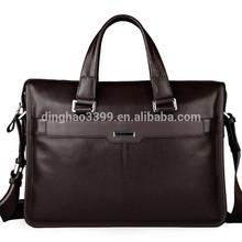 Wholesale Men Bags Real Leather Handbags Men Briefcase Fashion Shoulder Bags