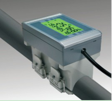 2015 Hurrican clamp-on flow meter water(IS09001 Manufacture)