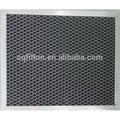 filton hogar de acero inoxidable de carbón activo del filtro de aire