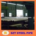 Fábrica dobra tubo de aço