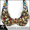 2015 new neckline rhinestone applique,neckline designs,beaded neckline