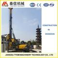 solo duro de equipamentos de perfuração kr125a auger boring machine