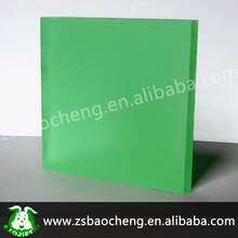 2015 China Supplier good price glass sheet acrylic top
