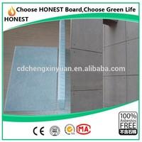100% Asbestos free interior wall panels fiber cement siding board
