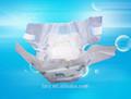 la cinta de velcro pañales desechables fabricante en china