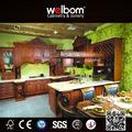 Pendurado nova parede da cozinha china armários