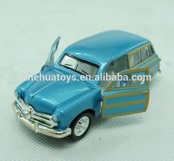 Die cast model car factory die cast metal toy car