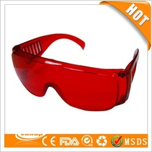 To protect from the UV laser of the teeth whitening machine tooth bleaching protective teeth whitening laser goggles