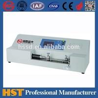HS-WL Horizontal Tensile Peel Strength Testing Machine for Paper , Paperboard , Plastic Film
