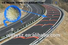 C5 Petroleum Resin for Hot melt Road