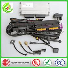 energy saving enviromental preotection car modification dual fuel system LPG/CNG ecu conversion kit