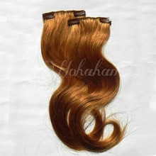 Best Selling Give Fullness Full Head High Quality Double Wefted one piece human hair extensions