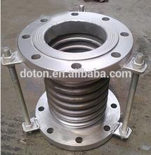 flangia in acciaio al carbonio componenti per canalizzazioni a soffietto compensatore