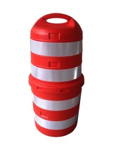 2015 New Design 1100mm Sand or Water-Filled Anti-collision Traffic Barrier