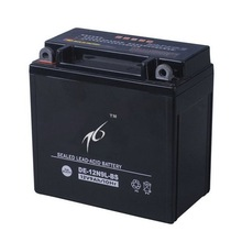Good price 12v motorcycle battery 12N9L-BS