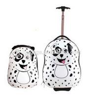 New design animal kids luggage