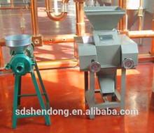 SDET double roller malt milling machinery ,beer brewing equipment