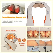 HOT SALES!!! neck shoulder massager(CE.ROHS,UL Certificated)
