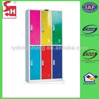 6 Swing Doors CKD Structure Locker