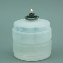 100 hour burning time oil candle for table lamp