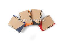 Eco Notebook with Ballpen