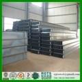 ss400 h feixe de ferro utilizados para a construção