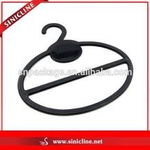 Sinicline Standard Round Plastic Scarf Hook/Hanger Wholesale