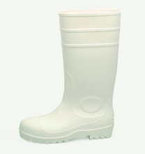 Brand liberty white safety shoes