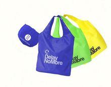New recycle animal shaped nylon foldable bag