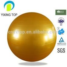 custom and wholesal beautiful inflatable regular yoga ball