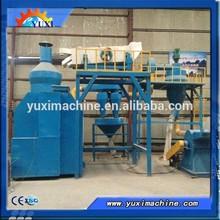 2015 China leading!!! Computer board scrap/ e-waste PCB recycling machine/ electronic scrap recycling machine equipment