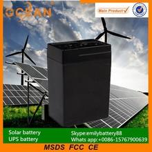 Lead acid deep cycle ups battery 12v 4.5ah for UPS