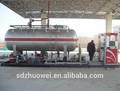 20000~30000l caminhão tanque de glp, de armazenamento de gás do tanque do caminhão, 20000~30000 litros de petróleo e gás caminhão distribuidor