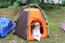 waterproof pet tent puppy house tent pet mongolian tent